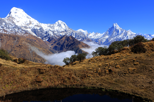 Best of Annapurna trek