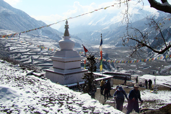Manang Valley Trek